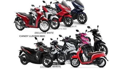Daftar Motor Merk Honda Terbaik