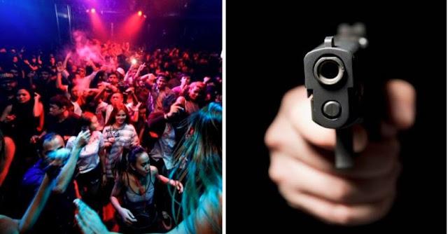 Oknum Polisi Mabuk-mabuk Di Klub Malam Dan Lepaskan Tembakan Diamankan Polisi