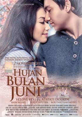 Trailer Film Hujan Bulan Juni 2017