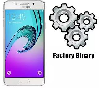 Samsung Galaxy A3 2016 SM-A310Y Combination Firmware