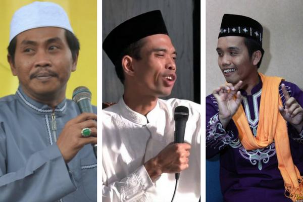 Pemerintah Mau Tertibkan Ustadz yang Suka Ceramah
