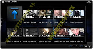 Add-On - Alive HD - KODI - Shows e Concertos Ao Vivo