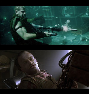 ALIEN ANTHOLOGY Alien 1979 Aliens 1986 Alien³ 1992