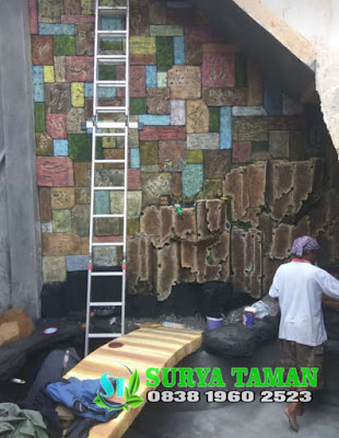 Tukang Relief Tebing di Cibinong - SuryaTaman
