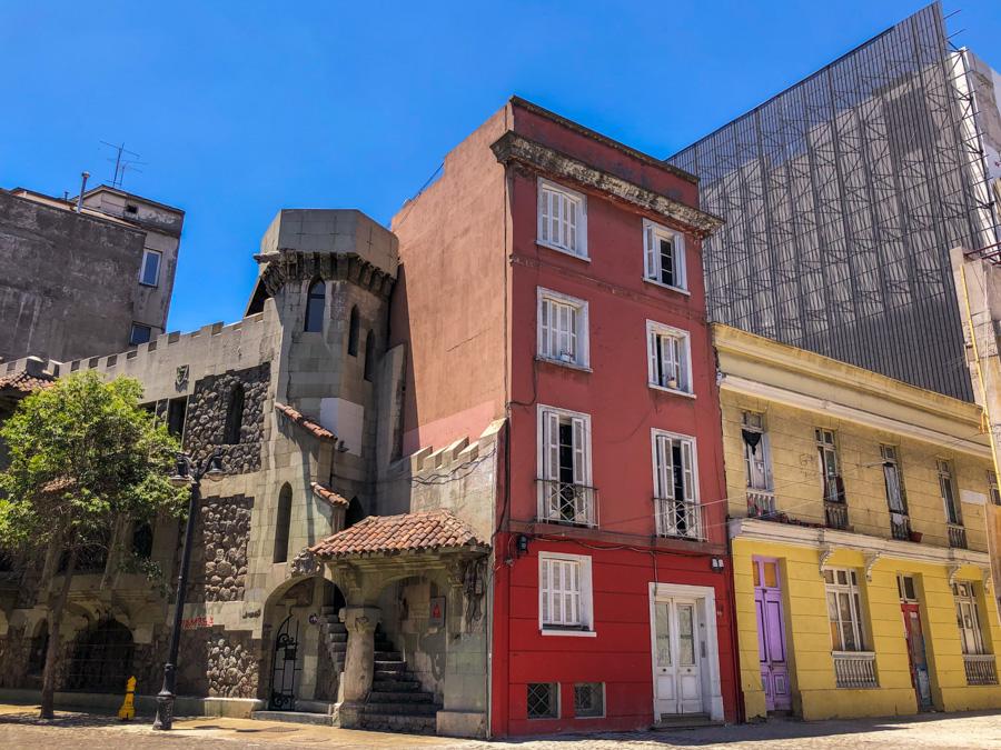 ArchitecTour   Barrio Lastarria