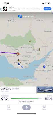 Plane Finder App