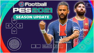 Download PES 2021 PPSSPP Android TM ARTS V6.2 Best Graphic HD Real Face & New Transfer