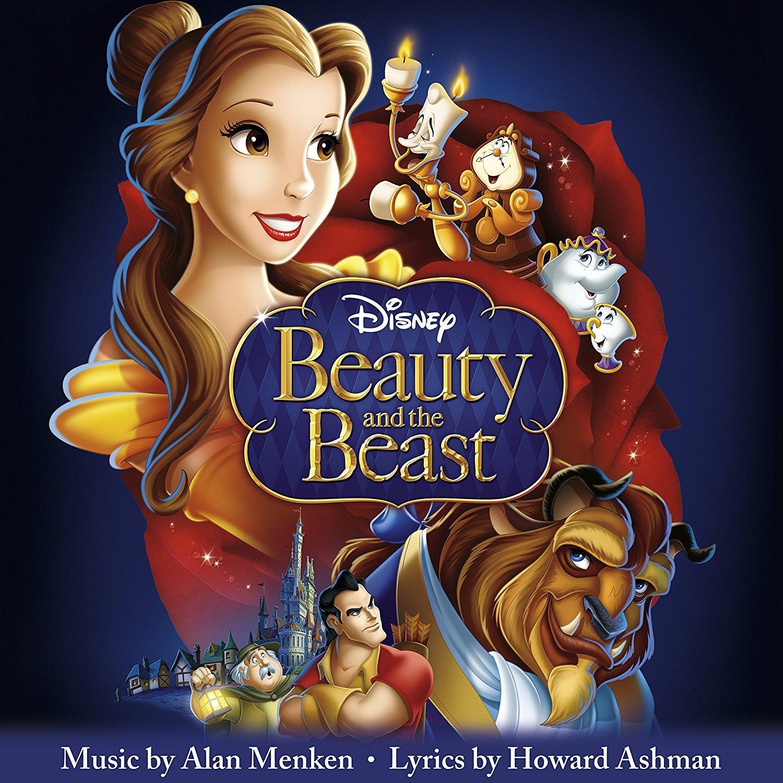 O Mundo Dos Desenhos Animados: A Bela E A Fera (da Disney