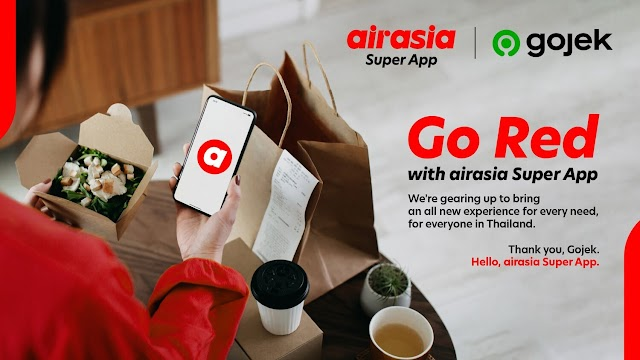 Airasia takes a quantum leap towards becoming a leading tech giant by acquiring Gojek's Thailand operations