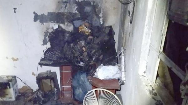Incêndio  em residencia em Tupã faz uma vitima fatal de 54 anos - Adamantina Notìcias