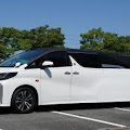 The Longest Toyota Alphard 6.5 Meters, Special Bring the Casket