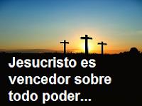 Vinagre en la cruz.