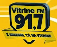 Rádio Vitrine FM 91,7 de Rio Negrinho - Santa Catarina