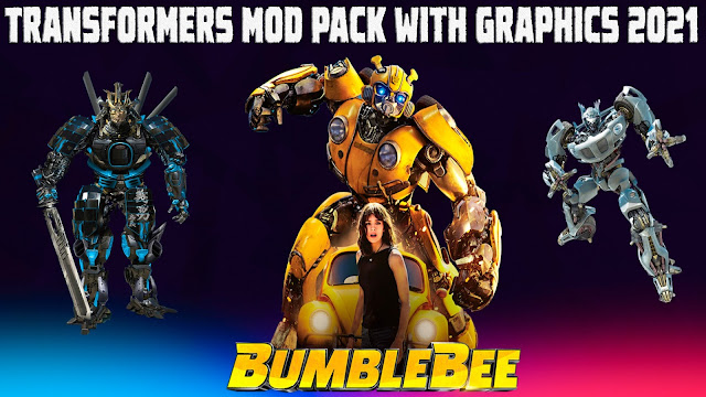 GTA San Andreas Transformers Mod Pack With Graphics 2021 Best Mod