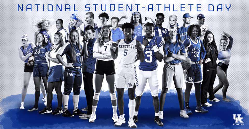 National Student-Athlete Day Wishes