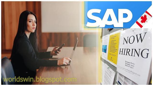 Work in Canada at SAP
