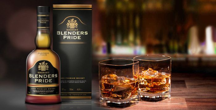 Blenders Pride Price in India