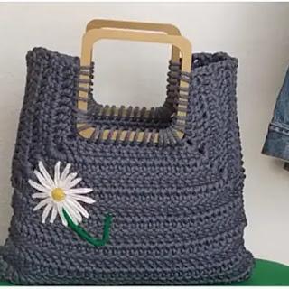 Bolso a Crochet