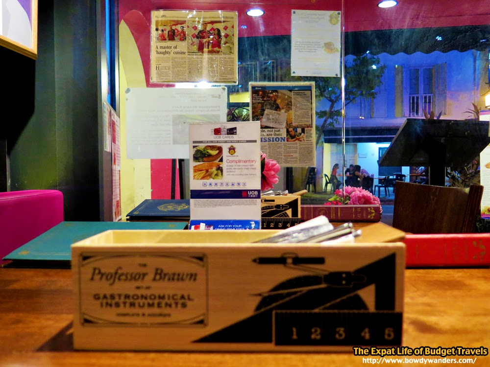 bowdywanders.com Singapore Travel Blog Philippines Photo :: Singapore :: 2 Inspiring Cafes in Singapore You Should Support For The Rest Of Your Life