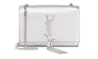 YSL-silver-bag