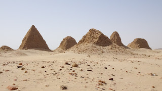 Nuri Pyramids are used to burry unpleasant kings