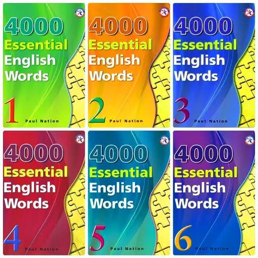 تحميل سلسلة تعليم اللغة الإنجليزية 4000 Essential English Words