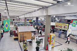 Mercado Municipal do Ipiranga (interior)