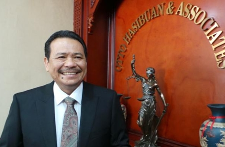 Otto Hasibuan Mundur Jadi Pengacara Setya Novanto