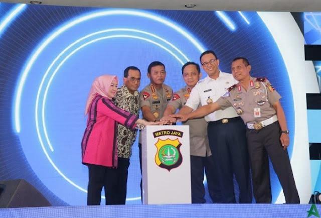 Pamer Penghargaan Transportasi, Anies Baswedan: Jakarta Jadi Rujukan Dunia