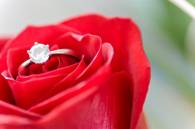 Rose love ring