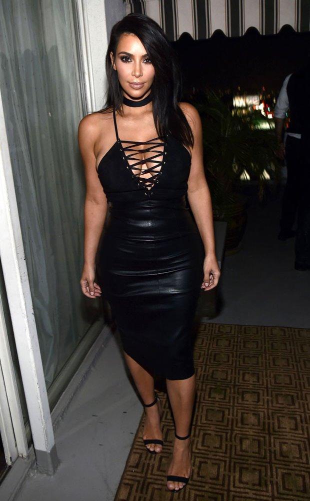As mulheres mais bonitas do mundo de 2017 Kim Kardashian