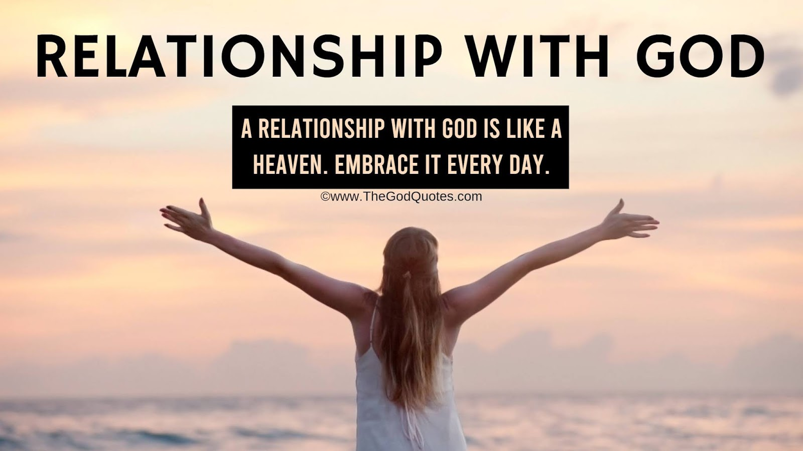 A Relationship With God Quotes