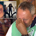 Pai de Emanuele chora muito durante depoimento sobre a morte da filha na 'brincadeira' da rasteira