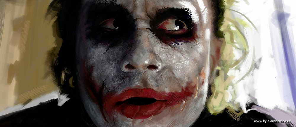 08-Joker-Heath-Ledger-Dark-Knight-Visual-Artist-Kyle-Lambert-iPad-Hyper-realistic-Portraits-www-designstack-co