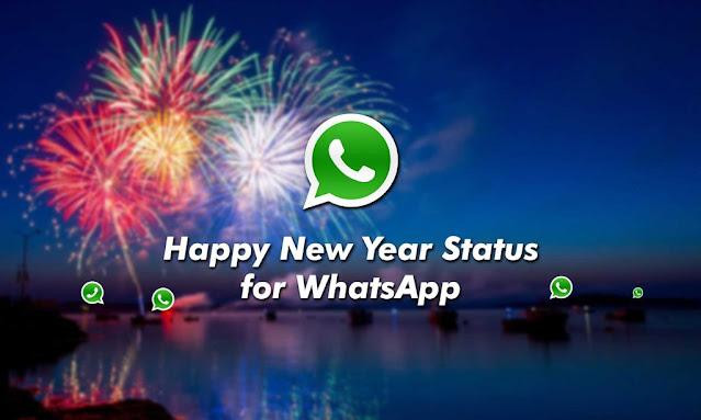 Happy New Year 2021 WhatsApp Status