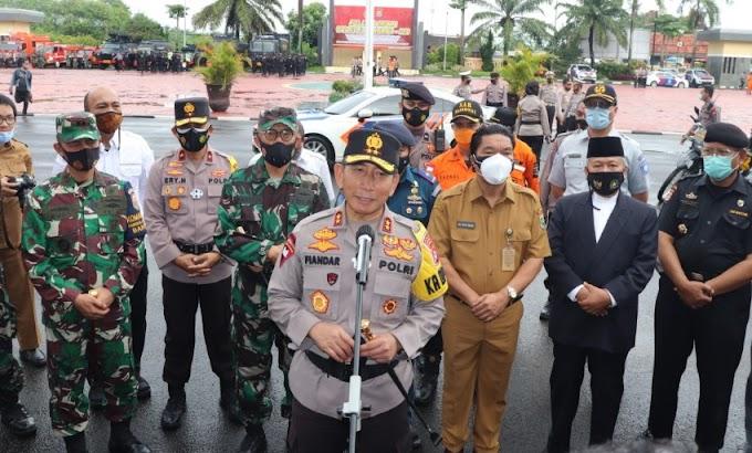Kapolda Banten Ingatkan Masyarakat tidak Rayakan Malam Pergantian Tahun Baru