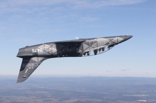 Aero L39NG demo airshow