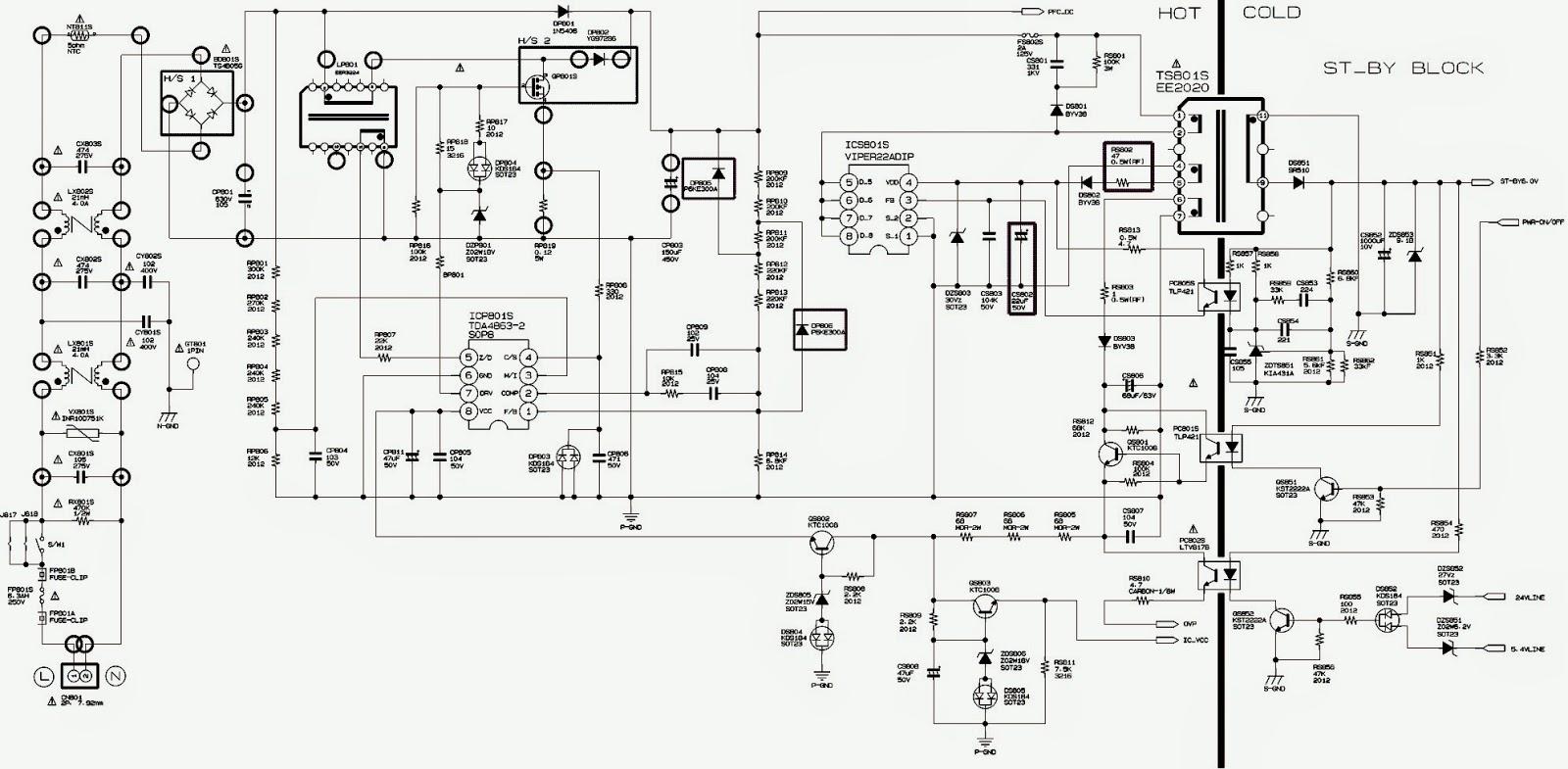 Samsung Bn 96 Schematic