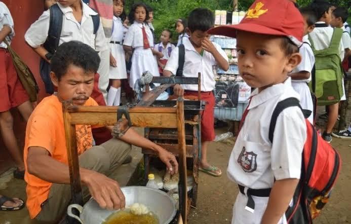 Solusi Irit Uang Saku Dari Jajan Dengan Macam Bekal Makanan Anak Sekolah