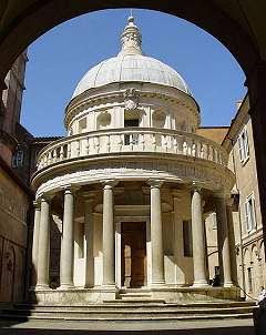 San Pietro in Montorio e il Tempietto di Donato Bramante - Visita guidata Roma