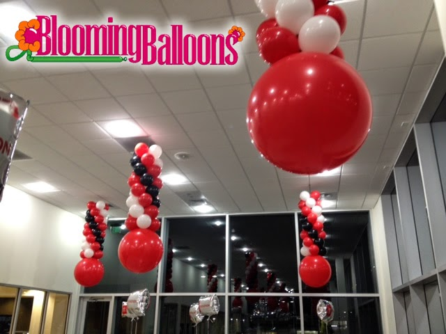 Blooming Balloons: Toyotathon at Fred Anderson Toyota ...