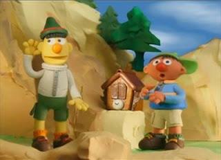 Sesame Street Bert and Ernie's Great Adventures Mountain Climbers.1