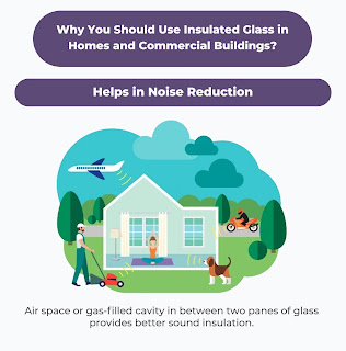 Razones por las que debe usar vidrio aislante en el hogar, edificios comerciales y oficinas 2