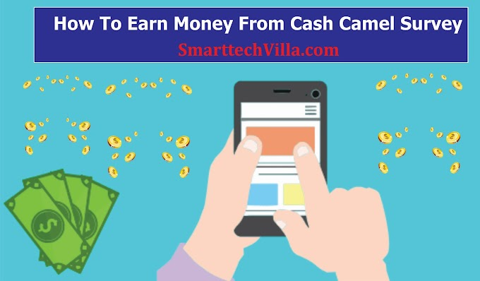 How To Earn $10 And Up To $50 From Cash Camel Survey