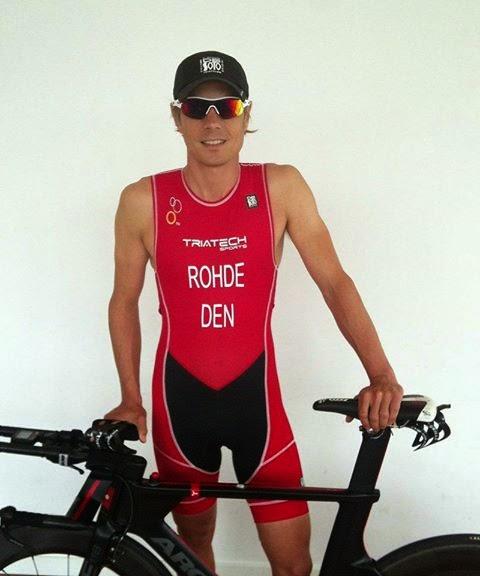 Male Athletes World: Triathlon: Chris McCormack