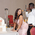Comedian Seyi Law's Wife, Ebere, Twerks For Him - Photos