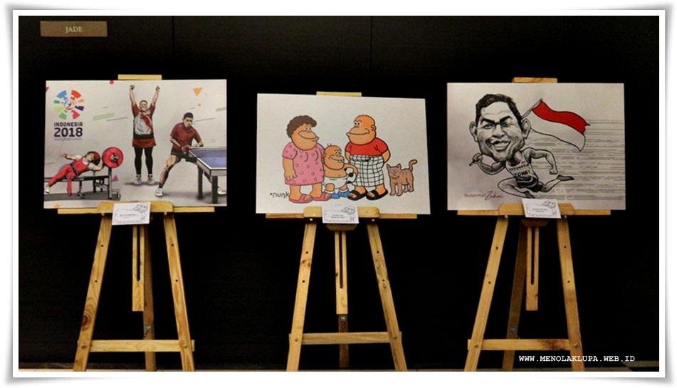 Gorila Sport media olaraga dan ilustrasi pertama di Indonesia