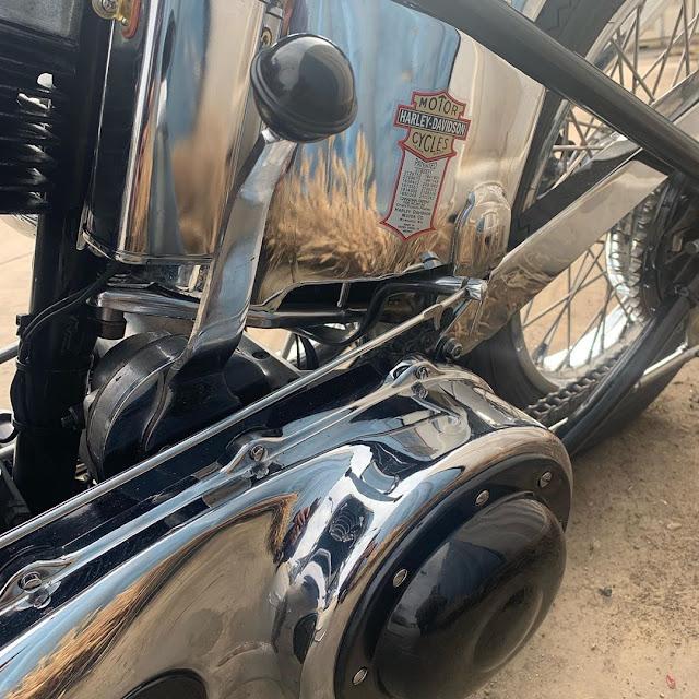 Harley Davidson Shovelhead By Cycle Zombies Hell Kustom