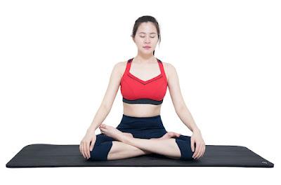 Tư thế tập yoga ngồi thở
