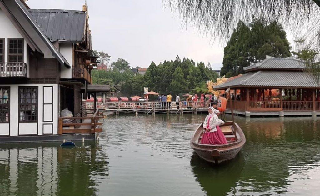 Floating Market Lembang, Destinasi Wisata Penuh Wahana di Bandung